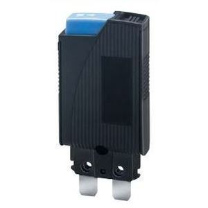 E-T-A Circuit Breakers 1180-01-0.25A Breaker, 0.25A, 1P, 250VAC, 65VDC, Plug-In, w/Switching