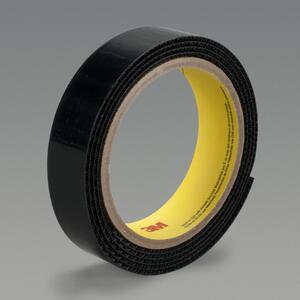 3M SJ3527N-2X50YD-BLACK Reclosable Fastener Loop