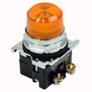 Eaton 10250T34W 30.5 Mm, Heavy-Duty Indicating Light