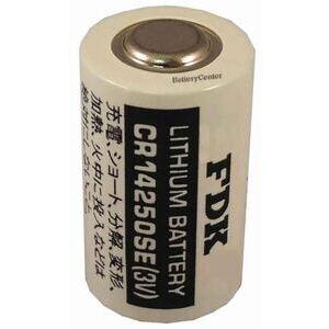 CR14250SE 3Volt 850 mAH 1/2AA Lithium Battery