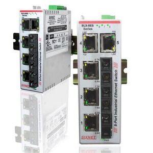 Sixnet SLX-8ES-1 SIX SLX-8ES-1 SLIM PKG FOR DIN