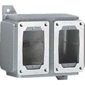 "Hubbell-Killark SWB-18 Deep Device Bodies 1-1/2"""