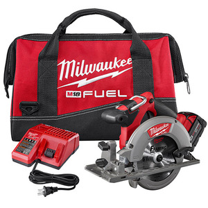 "Milwaukee 2730-21 M18 FUEL™ 6-1/2"" Circular Saw Kit"