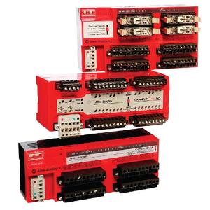 Allen-Bradley 1791DS-IB16 I/O Module, Guard, 16 Safety Inputs, Current Sinking, 24VDC