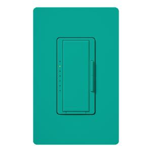 Lutron MSC-600M-TQ Digital Dimmer, Maestro, Turquoise