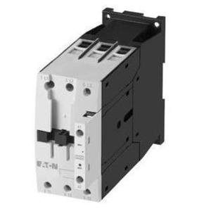 Eaton XTCE065D00TD Contactor, IEC, 65A, 24VDC Coil, 3P, Frame D, No Auxiliary Contact