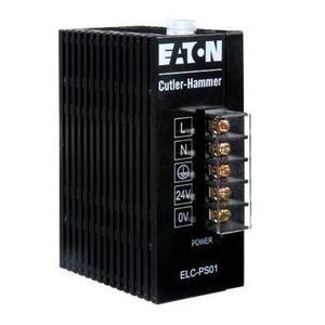 Eaton ELC-PS02 Logic Module, Power Supply, 100-240VAC Input, 24VDC Output, 2A
