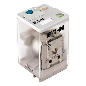 Eaton D5PF3AT Relay, Ice Cube, 11 Blade, 16A, 24VAC, 3PDT, General Purpose, D5RF3T