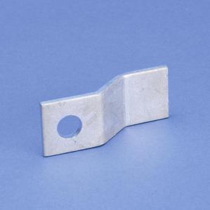 Erico Cadweld B101CEOL Lug,cu,1/8 X 1 W/1-7/16 Hole,offset,pkg
