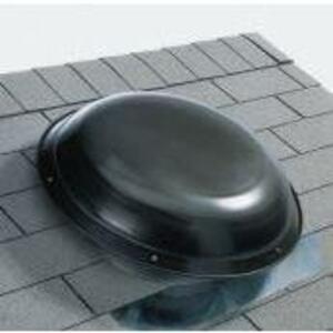Ventamatic VXNRGAMWGNT Power Attic Ventilator, Roof Mount, 1400CFM, Gray, Limited Quantities Available