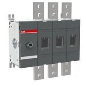 ABB OT1200U03 Disconnect Switch, 1200A, Non-Fusible, 3P, No Handle or Shaft