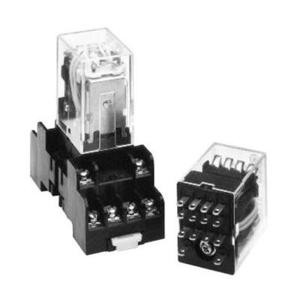 GE CR420MAS Relay, Hold Down Clips, 2 per Packet, Based on Socket Not on Relay