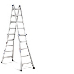 Werner Ladder MT-26 ROPE HLL W/D-ANCHORS 100'