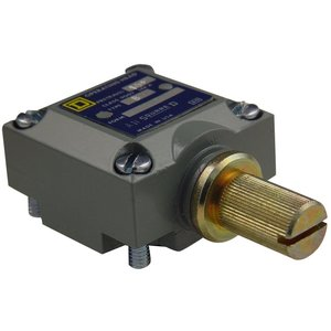 Square D 9007B Limit Switch Head, Type C, Heavy Duty, Side Rotary, CW