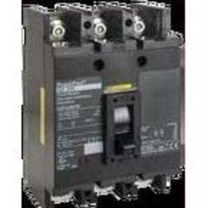 Square D QDP32200TM Breaker, Molded Case, 200A, 3P, 25kAIC, for EZM, Tenant Circuit