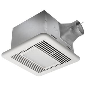 Delta Products SIG110LED 110 CFM Fan/Light, LED, Energy Efficient