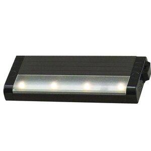 "CSL ECL-8-BZ-D-1 8"" LED Undercabinet Light, Dimmable, Bronze"