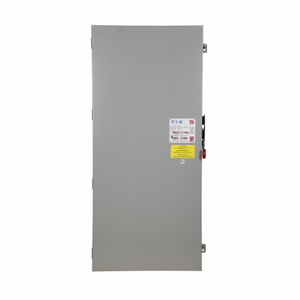 Eaton DH327FGK Heavy Duty Safety Switch
