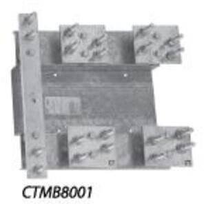 Hoffman CTMB8003 Ct Mounting Base 800-400 A 3p