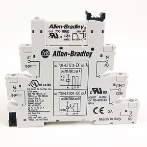 Allen-Bradley 700-HLT1Z24 Relay, Electromechanical Output, SPDT, 24VDC