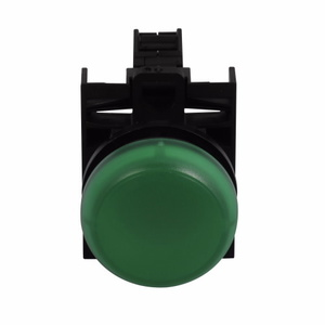 Eaton M22-L-G-G Ind Lght Grn 12-30vac/dc