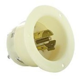 Leviton 2545 #2cd-flanged Inlet