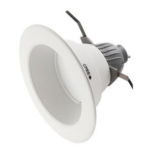 Cree Lighting CR6-625L-40K-12-GU24 LED Downlight