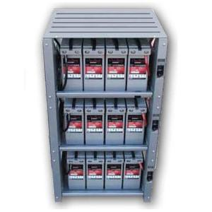 Outback Power IBR-3-48-175 Integrated Battery Rack
