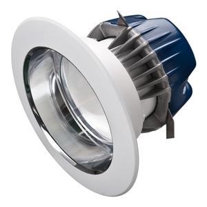 """Cree Lighting CR4-575L-40K-12-E26 4"""" LED Downlight, 575 Lumen, 4000K, 120V"""