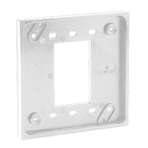 Leviton 3254-W Adapter Plate
