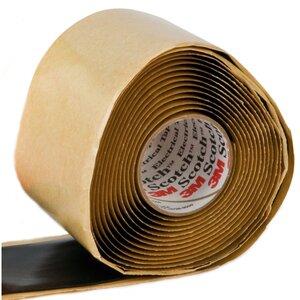 "3M 2228-2X10FT Vinyl Mastic Roll, 2"" x 10'"