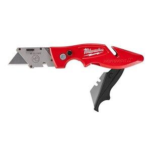 Milwaukee 48-22-1902 FASTBACK II™ Flip Utility Knife With Storage