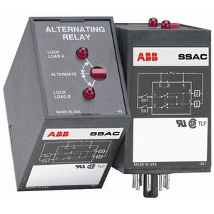 SSAC ARP41S Alternating Relay, SPDT, 120V AC