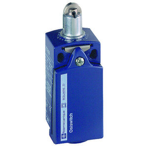 Square D ZCP21 Limit Switch Body Only, 2P, 1NO/1NC, Compact, 10A, 300VAC