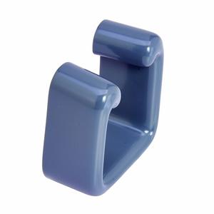 """Cooper B-Line B823-22GRY Plastic End Cap, 1-5/8"""""""