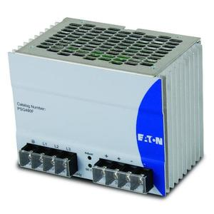 Eaton PSG480F24RM Power Supply, 20A, 3P, 320-575VAC, 24VDC, PSG