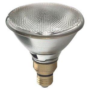 Glass Surface Systems GSS62706-1 Halogen Lamp, Coated, PAR38, 90W, 120V, FL25