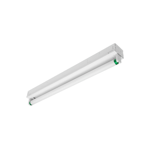 Oracle Lighting 2-OCN-1-17-T8-MVOLT Heavy Duty Striplight, 2', 1-Lamp, T8, 17W, 120-277V