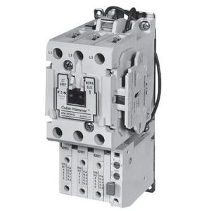 Eaton CE15UN3A80 Contactor, Full Voltage, IEC, Freedom, 3P, 760A, 120VAC Coil