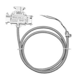 Lithonia Lighting QSD1201LEVEL09M10 Quick-Flex Switch Drop, 9', 120V, 2 Conductor