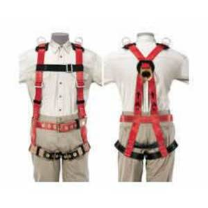 Klein 87091 Fall-arrest/retrieval Harness - Tower Work