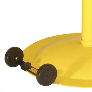 Jan Fan JF-WK Wheel Kit for Pedestal Fans