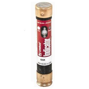 Littelfuse IDSR050 Fuse, 50A, 600VAC/600VDC, Time Delay, Class RK5, with Indicator
