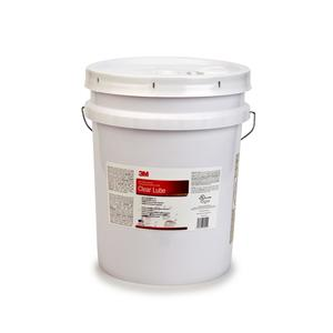 3M WLC-5 Communication Wire Pulling Lubricant Gel, 5-Gal Pail, Clear