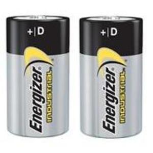 Energizer E95BP-2 1.5V D Battery - 2Pk