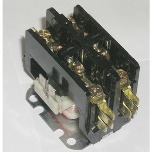 Allen-Bradley 400-DP25NF2 Contactor, Definite Purpose, 25A, 2P, 277VAC Coil, 600VAC Rated
