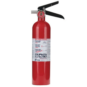 Kidde Fire 466227 Fire Extinguishing Spray, Rechargeable