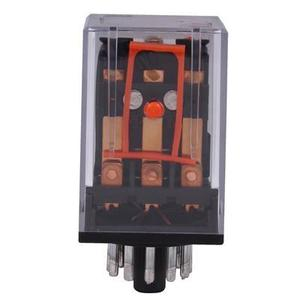 GE CR420KPC033J Relay, 11-Pin, 3PDT, 120VAC Coil, Type K, LED Option