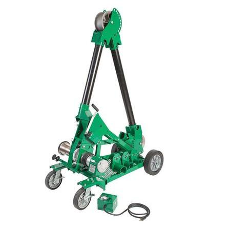 Greenlee - 6806, Cable Pullers, Pulling - Machines, Hoists, Tools ...