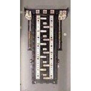 GE TL12412U Load Center, OEM Interior, 125A, 3PH, 208Y/120 - 240VAC, 12 Circuit